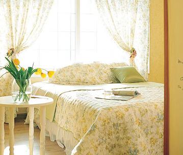 家居风水卧室植物摆放