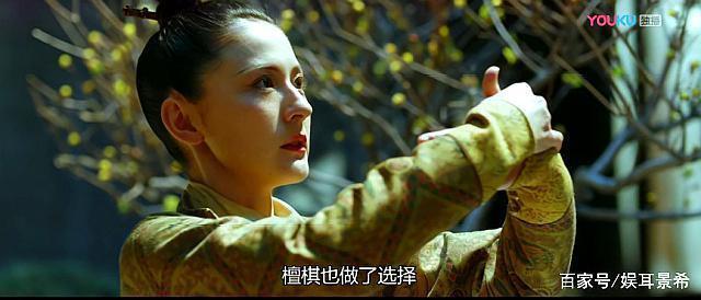 《长安十二时辰》解析李必、檀棋、张小敬三人感情线,没那么简单